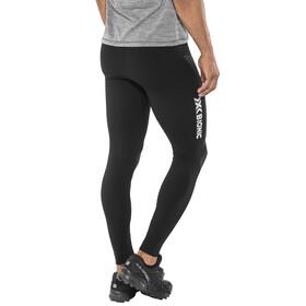 X-Bionic M's Speed Evo Running Pants Long Black/Anthracite